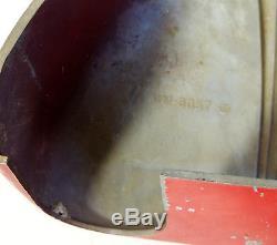 4 Lot Antique vtg c1930s Art Deco THEATER Aisle Lamp LIGHT Sconce Covers Shades