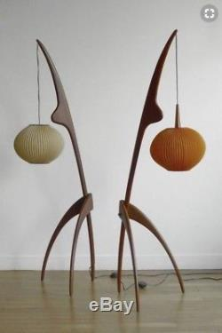 50s Atomic Vintage Beehive Plastic Lampshade Svend Aage Holm-Sorensen style