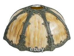 Antique Lamp Shade, Slag Glass, Gorgeous Home Decor