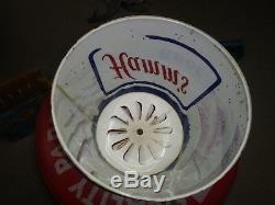 Hamm's Vintage Beer Motion Lamp Shade Snowdrift Shade