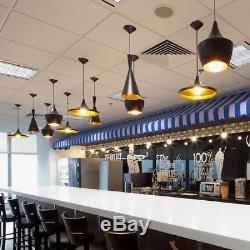 Modern Vintage Industrial Retro Metal Antique Ceiling Lamp Shade Pendant Light