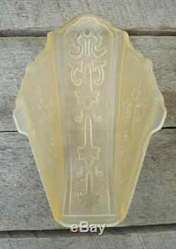Vintage Chandelier Lighting Art Deco