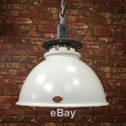 Vintage industrial pendant light thorlux enamel factory lamp shade vintage industrial pendant light thorlux enamel factory lamp shade edison aloadofball Gallery