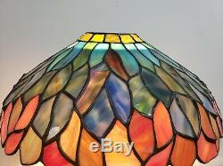 Vintage Dale Tiffany Lamp Shade, Stamped