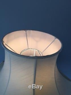 Vintage Large MID 20th C Traditional Floor Lamp Shade