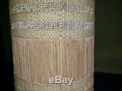 Vintage Rare Maria Kipp Lamp Shade Paul Laszlo Billy Haines Modern Deco